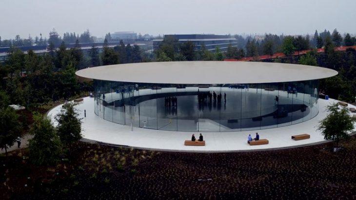 Apple prezanton pamje filmike të kampusit dhe teatrit ku do të prezantohet iPhone 8