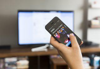 Bota online ende se ka vrarë televizorin