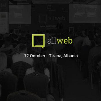 Konferenca e Marketingut Dixhital AllWeb vjen me një ofertë për studentët