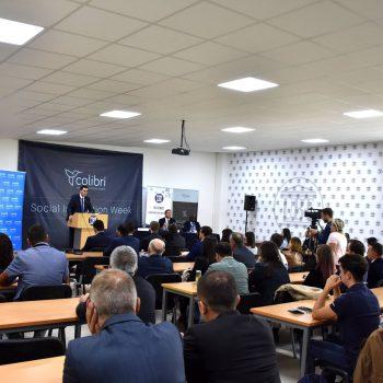 """UBT hapi Qendrën e Inovacionit Social, """"Colibri,"""" nis Java e Inovacionit Social"""
