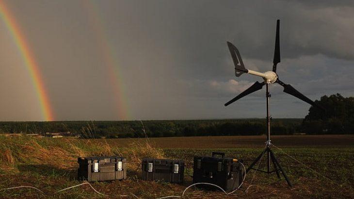 Monedha virtuale e një miniere e cila furnizohet nga era me energji financon kërkimet në ndryshimin e klimës