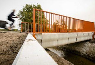 Hollanda është shtëpia e urës së parë ndërtuar nga një printer 3D