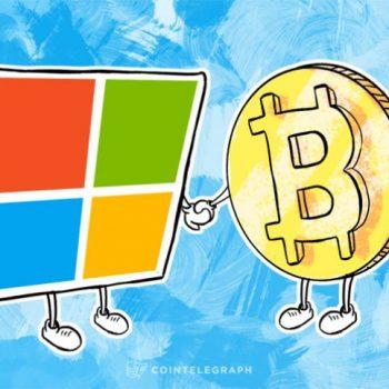 Ja sesi të blini nga Microsoft duke përdorur Bitcoin