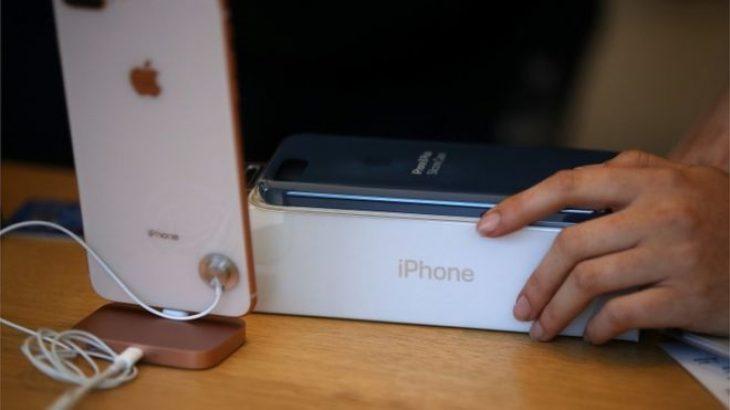 Apple fillon hetimet ndaj baterive që fryhen në iPhone 8 Plus