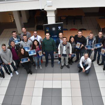 """Shpallen fituesit e garës """"Hack Day Kosova 2017"""""""