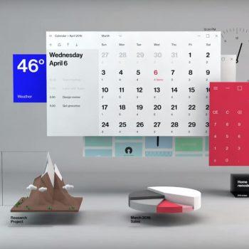 Microsoft demonstron ndryshimet që sjell dizajni Fluent në Windows 10