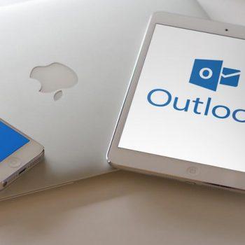 Microsoft pajis Outlook.com me një temë të errët