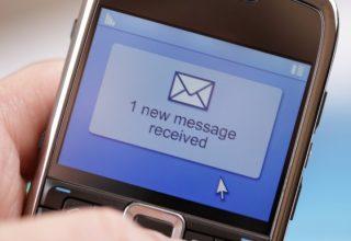 Një SMS në Draft merret si testament nga një gjykatë Australiane