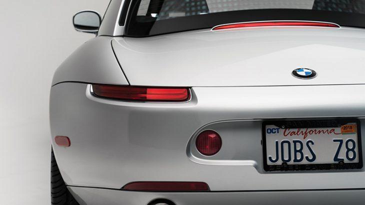 BMW Z8-ta e Steve Jobs del në ankand për 400,000 dollar