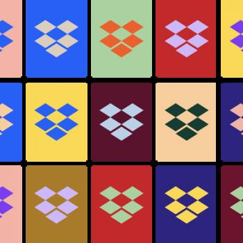 Dropbox përditëson markën me elementë dizajni dhe logo të re