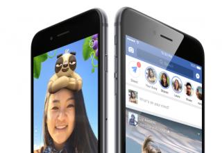 Mbërrijnë Facebook Stories për faqet e rrjetit social