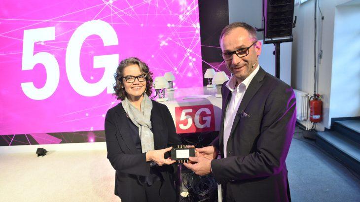 Deutsche Telekom instalon antenat e para 5G në Evropë