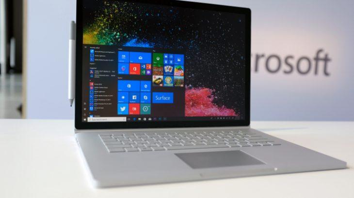 Microsoft prezantoi gjeneratën e dytë të laptopit 2n1 Surface Book