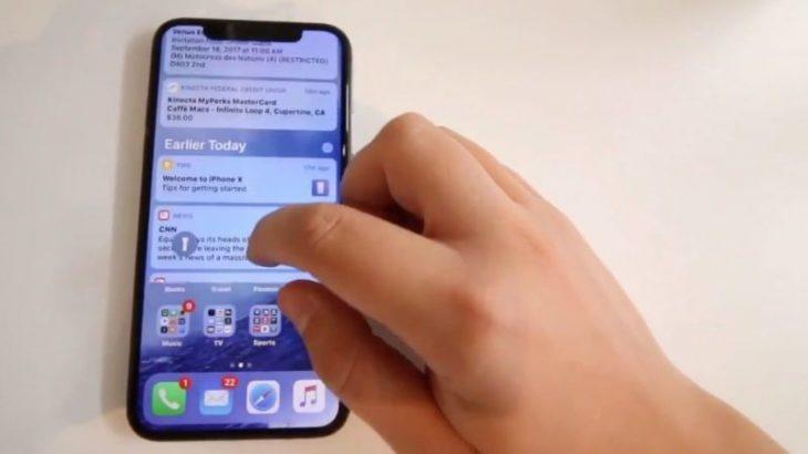 Apple largon një inxhinier nga puna pasi vajza e tij publikoi një video të iPhone X