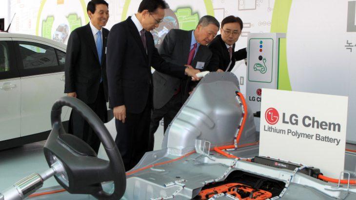 LG do të ndërtojë fabrikën më të madhe të baterive për makinat elektrike në Evropë