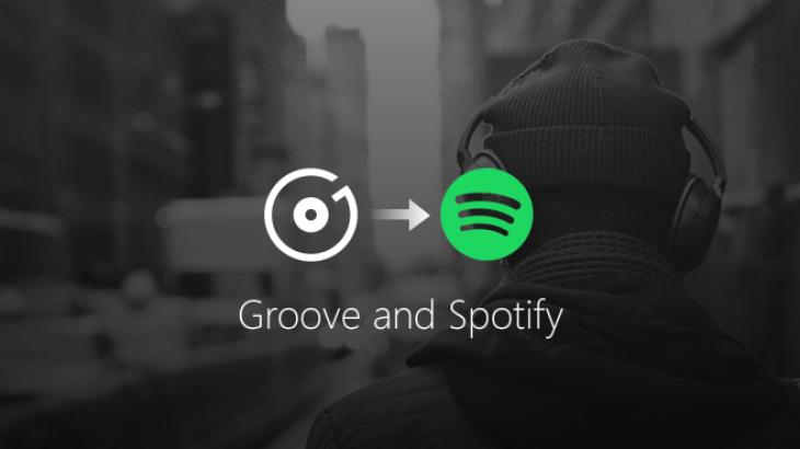 Microsoft mbyll shërbimin e muzikës Groove Music Pass, transferon përdoruesit tek Spotify