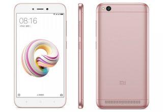 Xiaomi prezantoi Redmi 5A, një telefon Android i cili kushton më pak se 100 dollar