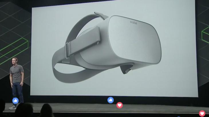 Facebook prezantoi pajisjen e re të realitetit virtual, Oculus Go