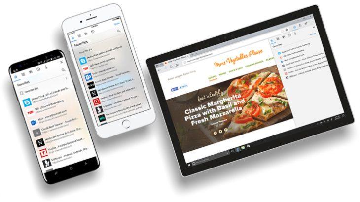 Microsoft sjell shfletuesin Edge në Android dhe iOS