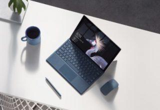 Microsoft pajis Surface Pro me rrjet LTE Advanced