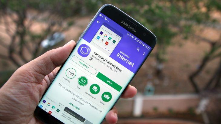 """Samsung Internet sjell """"Night Mode"""" në Android"""