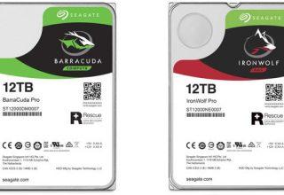 Seagate BarraCuda Pro është një hardisk me kapacitet 12 Terabajt