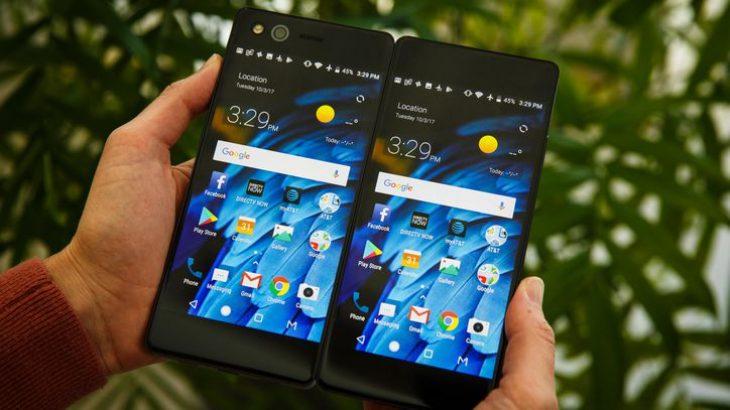 Telefoni revolucionar me dy ekrane i ZTE del në shitje më 1 Nëntor