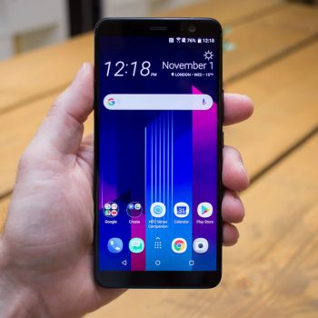 HTC U11 pajiset me Android 8.0 Oreo