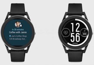 Fossil prezantoi orën e parë sportive Android Wear, Q Control