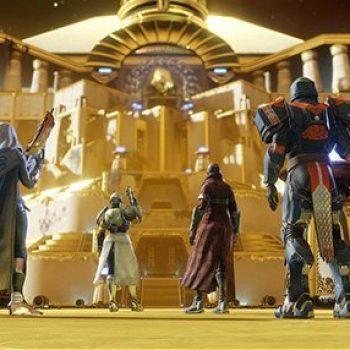 Mësymja Leviathan e Destiny 2 mbërrin në PC