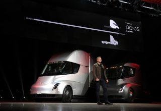 Kamioni elektrik i Tesla do të kushtojë të paktën 150,000 dollar