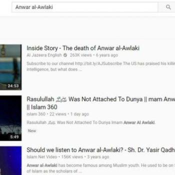 Youtube heq 50,000 video të klerikut ekstremist të vrarë Anwar al-Awlaki