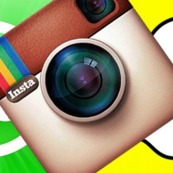 Beteja e historive: Snapchat vs Instagram vs WhatsApp