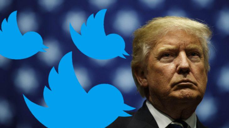 Një punonjës i Twitter mbyll llogarinë e Trump në ditën e tij të fundit të punës
