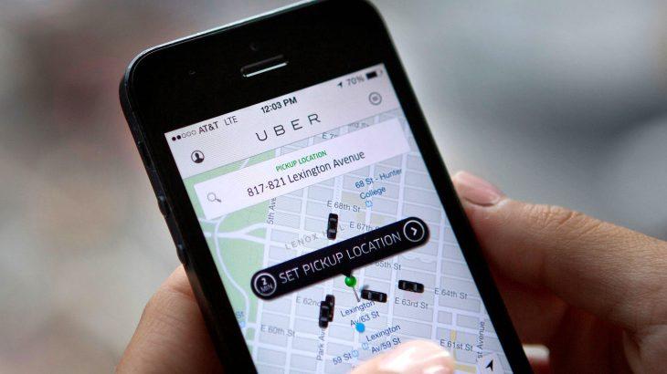 Përdoruesit e Uber mund të rezervojnë një taksi nga BBM Messenger