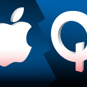 Apple dhe Qualcomm mund të gjejnë gjuhën e përbashkët vitin e ardhshëm