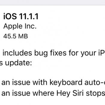 """Apple dërgoi një përditësim i cili adreson problemin e """"i""""-së"""