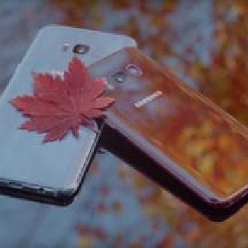 Samsung lançoi një ngjyrë të re për Galaxy S8-ën