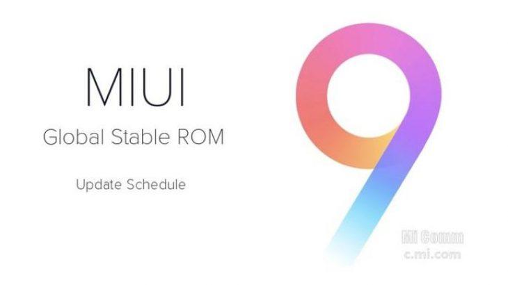 Xiaomi fillon debutimin global të MIUI 9