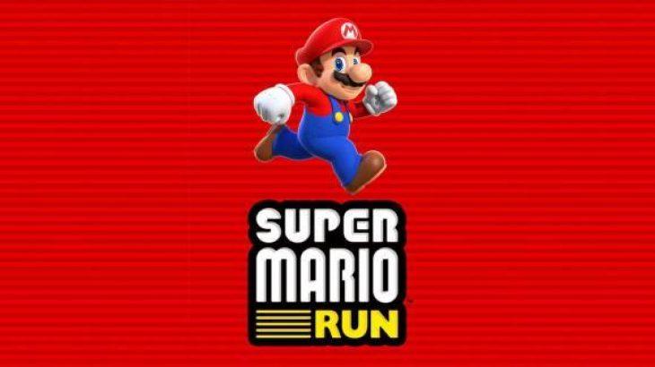 200 milion shkarkime për Super Mario Run