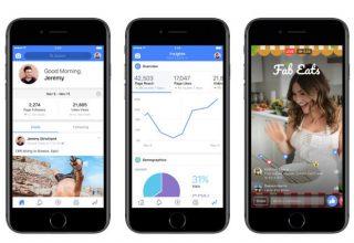 Aplikacioni i ri i Facebook josh krijuesit e Youtube