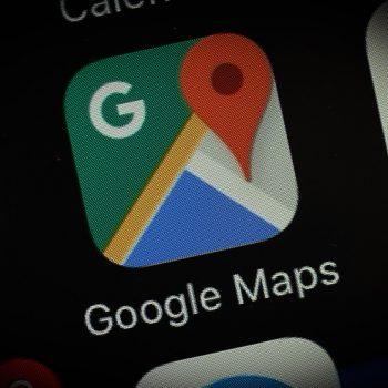 Google Maps me një dizajn të ri ikonash