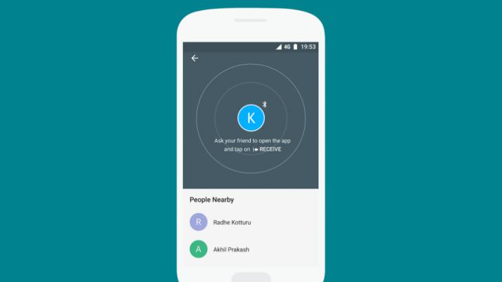Google lançon një rival të AirDrop të quajtur Files Go