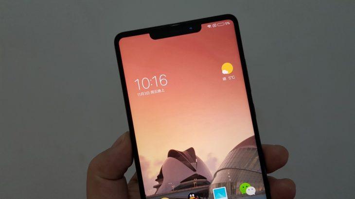 Fotot e Xiaomi Mi MIx 2s zbulojnë një kopje të iPhone X