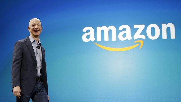 Pasuria e shefit të Amazon arrin në 150 miliardë dollarë