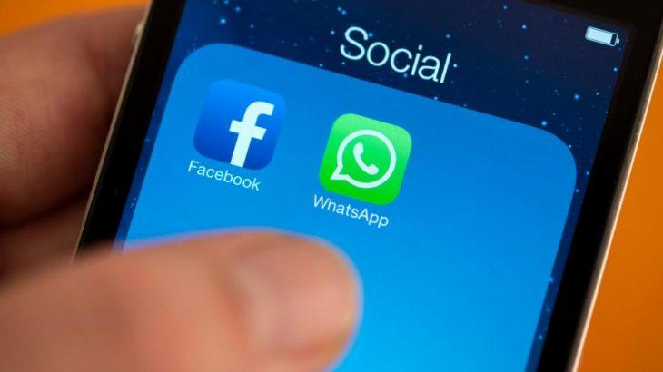 Bie WhatsApp në Evropë dhe Azi