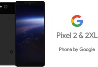 Google shet tek një konsumator një Pixel 2 XL pa sistem operativ