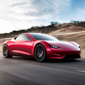 Tesla publikon videon e rekordit të shpejtësisë së Roadster