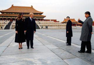 Trump përdor një pajisje të veçantë për të kapërcyer firewall-in e Kinës