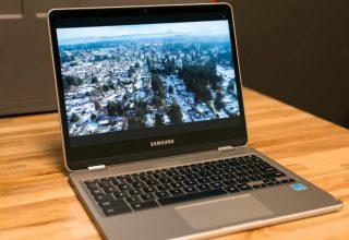 Samsung po punon në një Chromebook 2n1